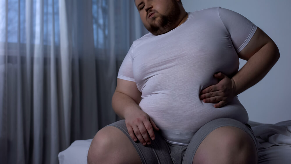 中央肥胖的健康風險
