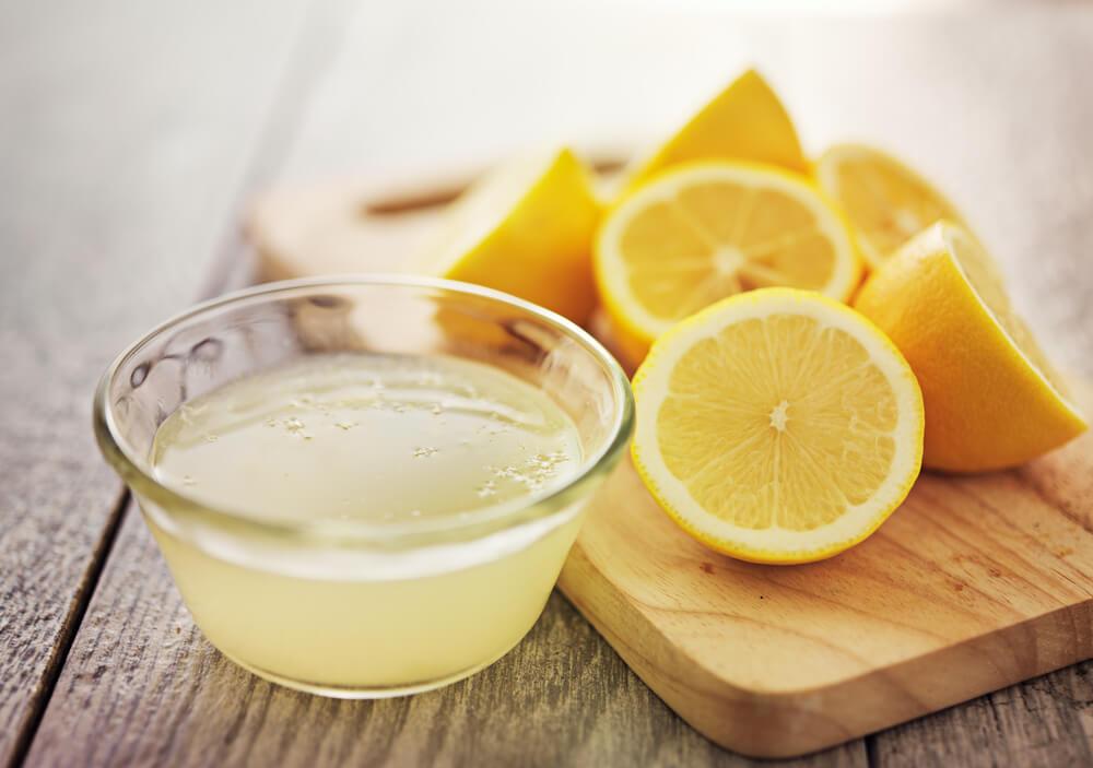 天然去暗瘡食物-去暗瘡印食物-檸檬
