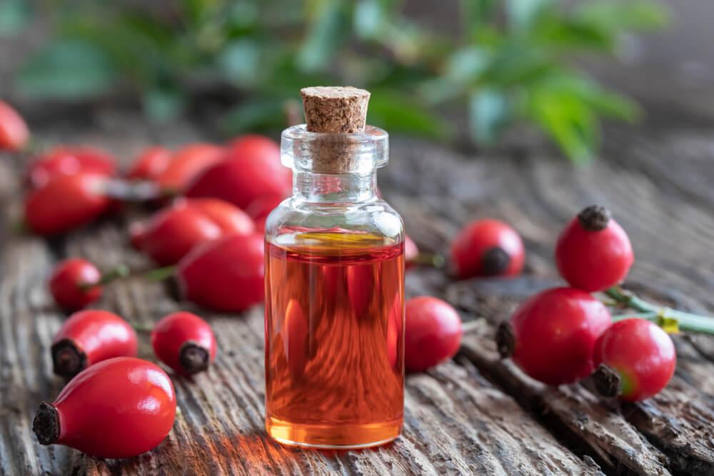 天然去暗瘡食物-去暗瘡印食物-玫瑰果籽油