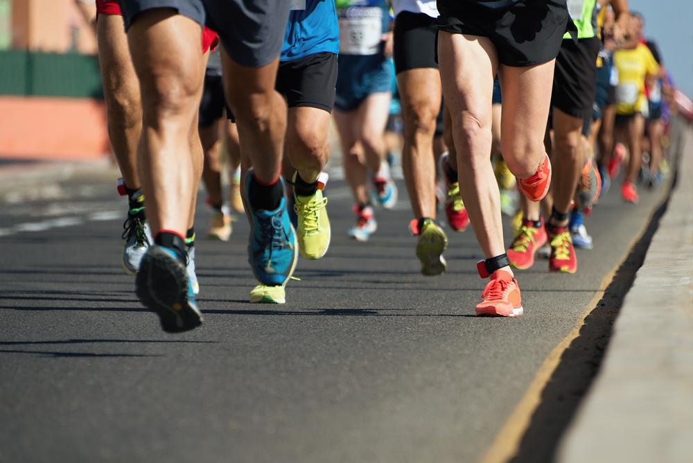 最有效的減肥運動-跑步Running