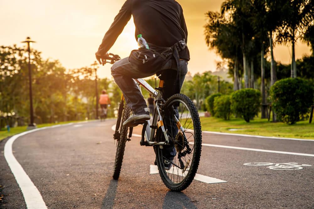 最有效的減肥運動-騎單車Cycling