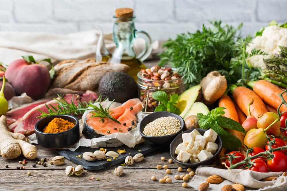 減肚腩方法-地中海飲食法
