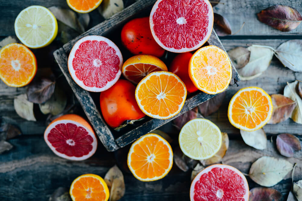 減腹部脂肪方法-多吃含豐富纖維的食物