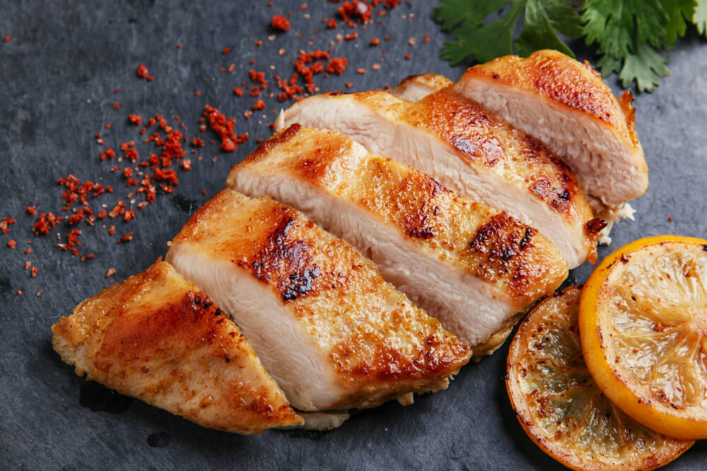 減腹部脂肪方法-多吃蛋白質