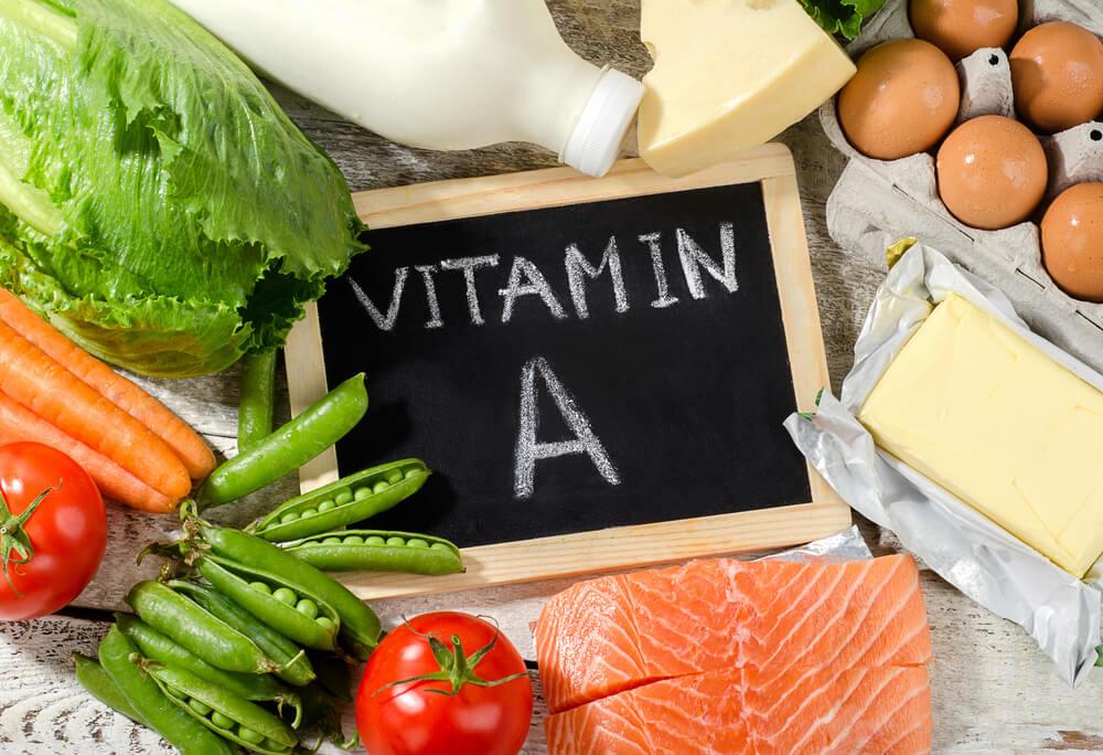 生髮食物-有助頭髮再生的食物-維生素A