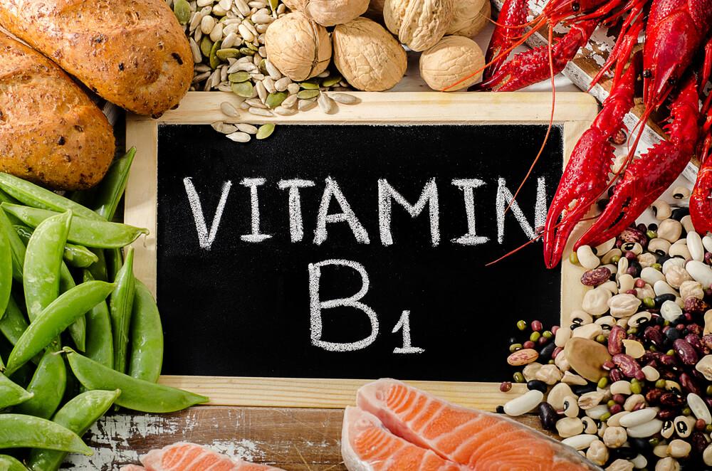 生髮食物-有助頭髮再生的食物-維生素B群