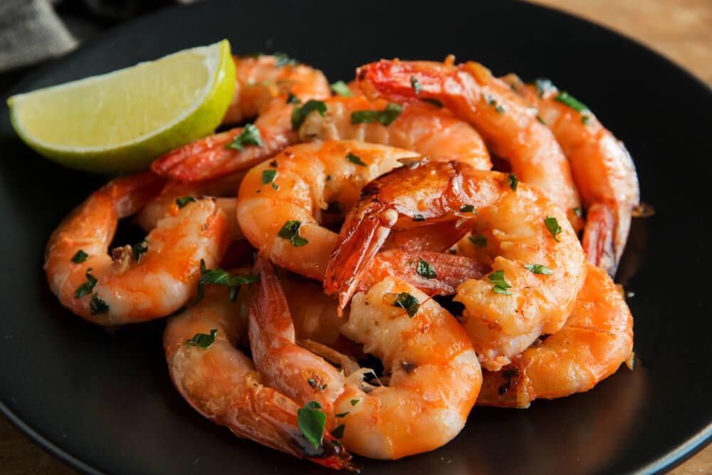 生髮食物-有助頭髮再生的食物-蝦
