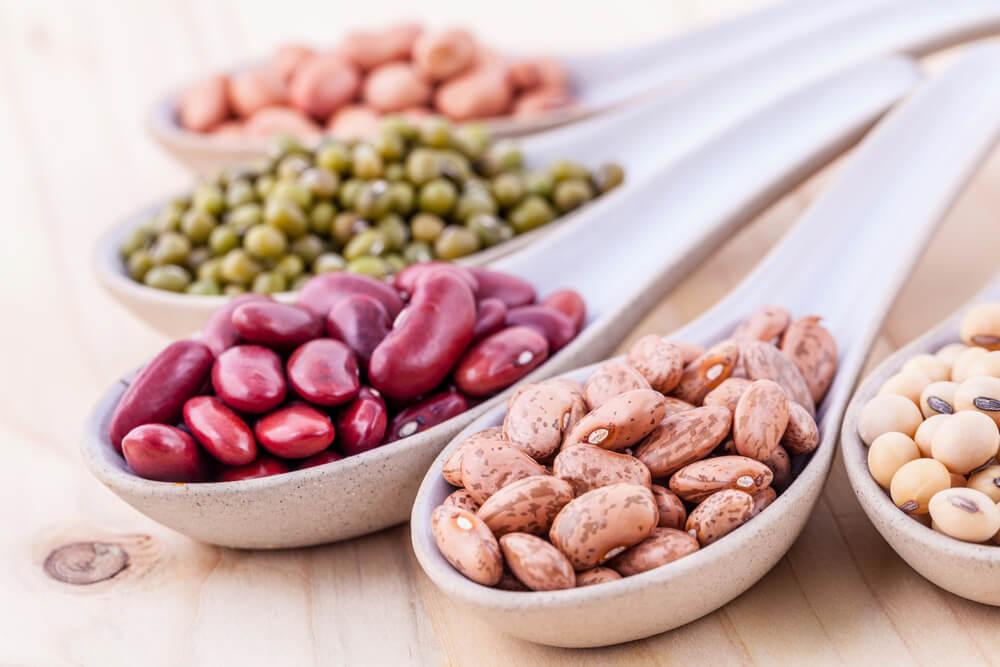 生髮食物-有助頭髮再生的食物-豆