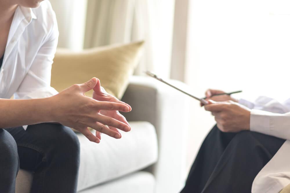 解決男士脫髮方法-心理諮詢