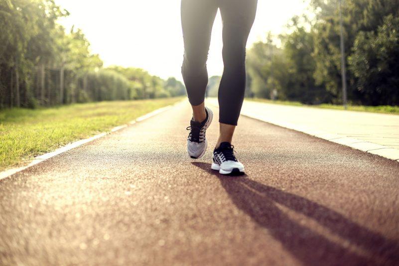 行路減肥30分鐘-減肚腩
