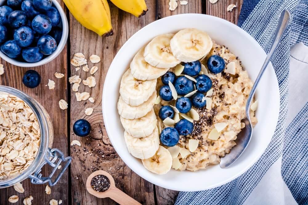 減肥早餐食物-燕麥