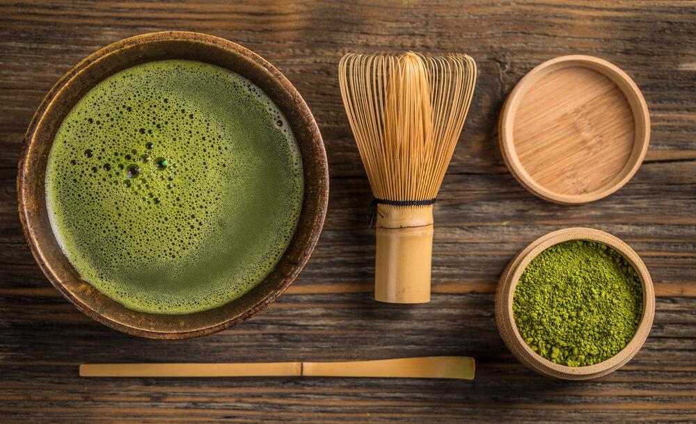減肥早餐食物-綠茶