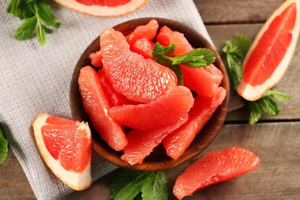 減肥早餐食物-葡萄柚