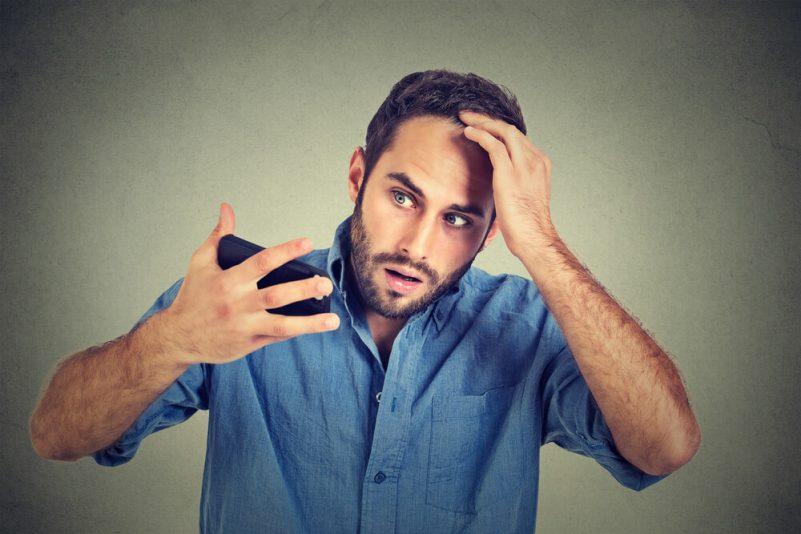 甩頭髮-脫髮多少才正常