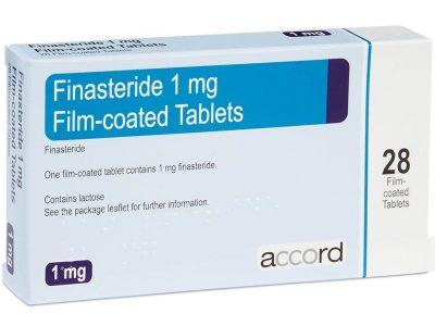 雄性禿治療方式-非那雄胺Finasteride