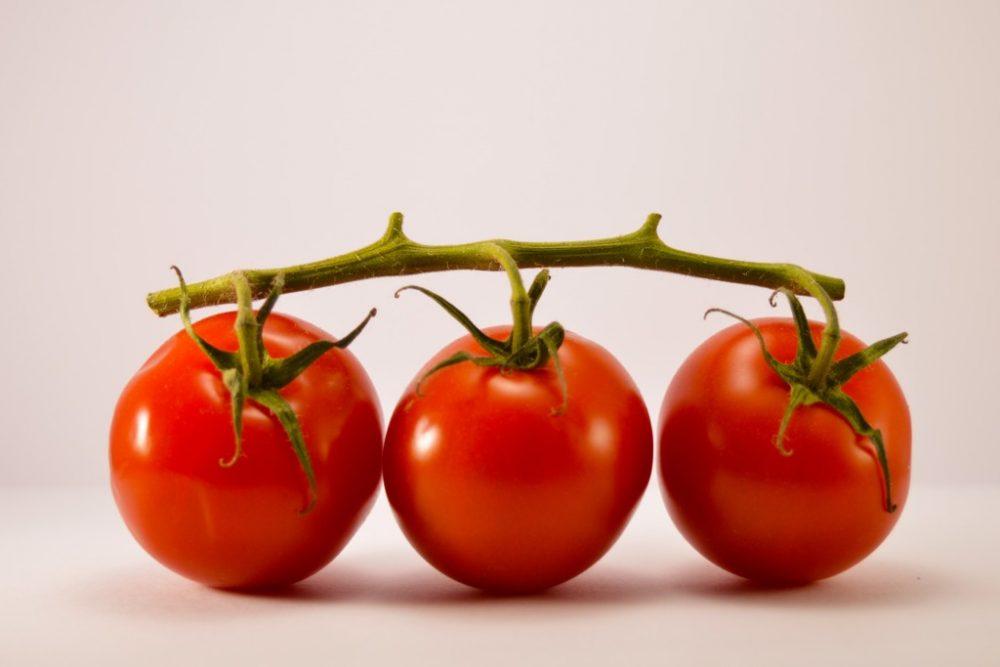 中醫去斑食療-蕃茄