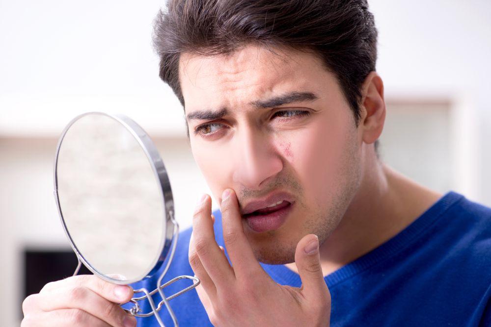 生石頭瘡的不同位置反映不同身體問題