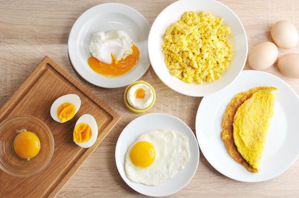 去黑眼圈食物-雞蛋
