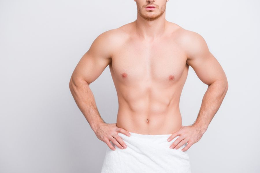 男士抽脂療程