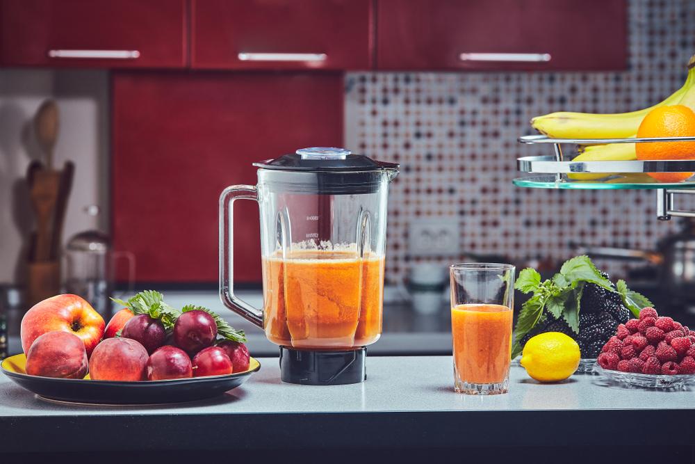 餐前蔬果汁減肥法