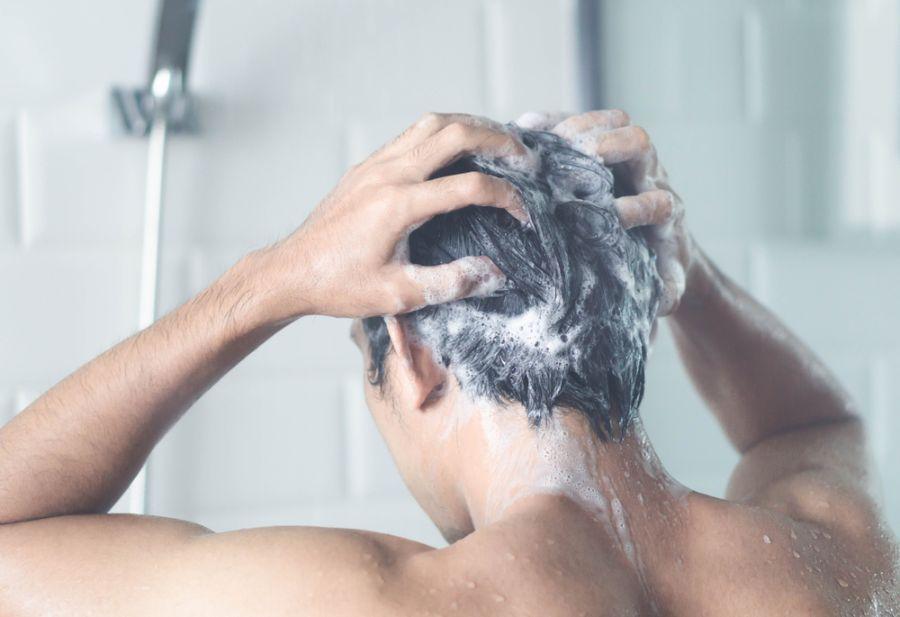 男士防脫髮洗頭水