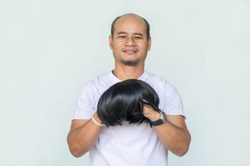 男士頭髮的生長速度