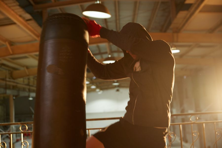 打泰拳減肥