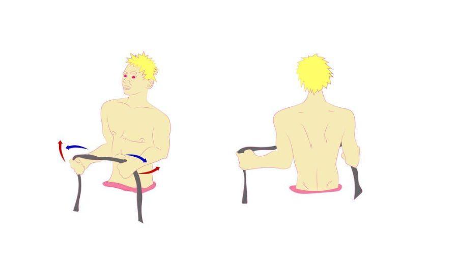 背豎肌訓練