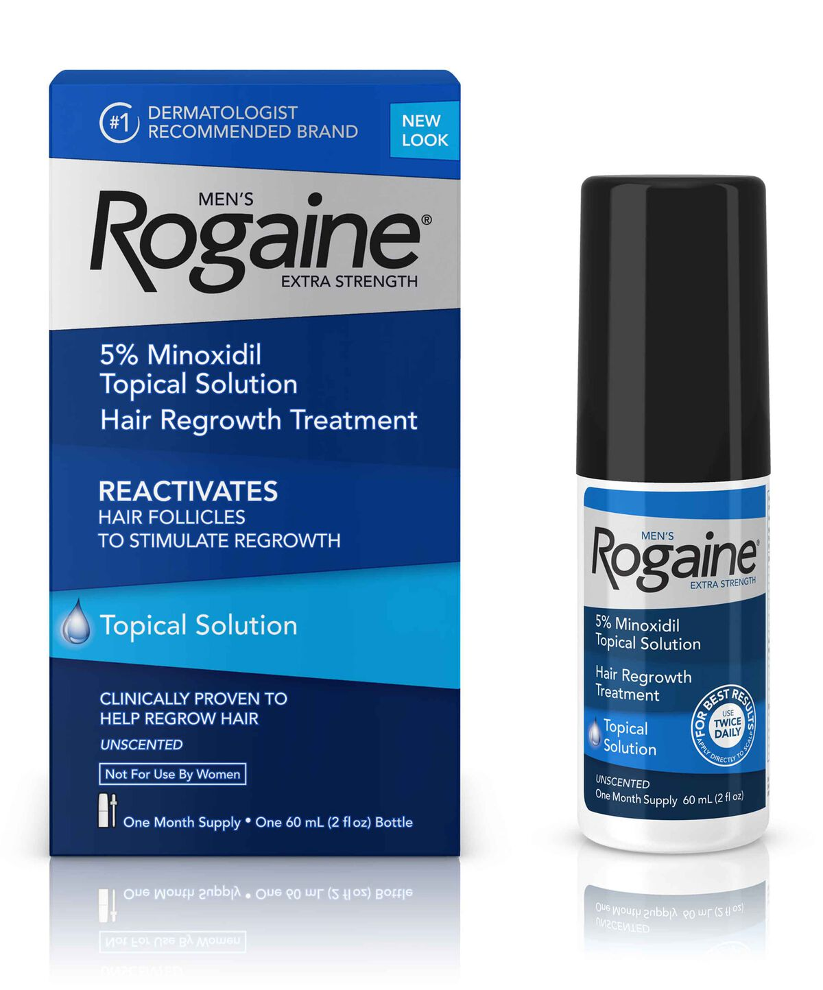 Minoxidil生髮藥物